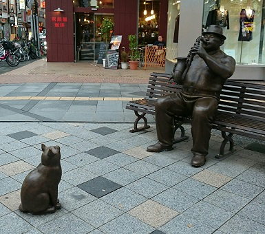 彫刻の街・旭川